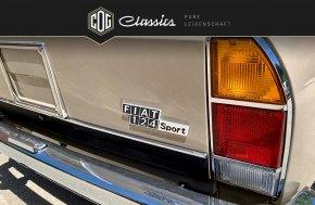 Fiat 124 CC Sport Coupé 7
