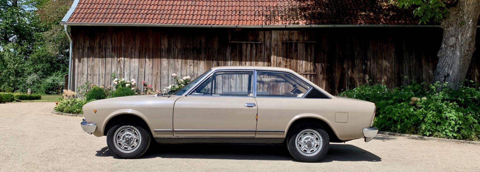 Fiat 124 CC Sport Coupé 22