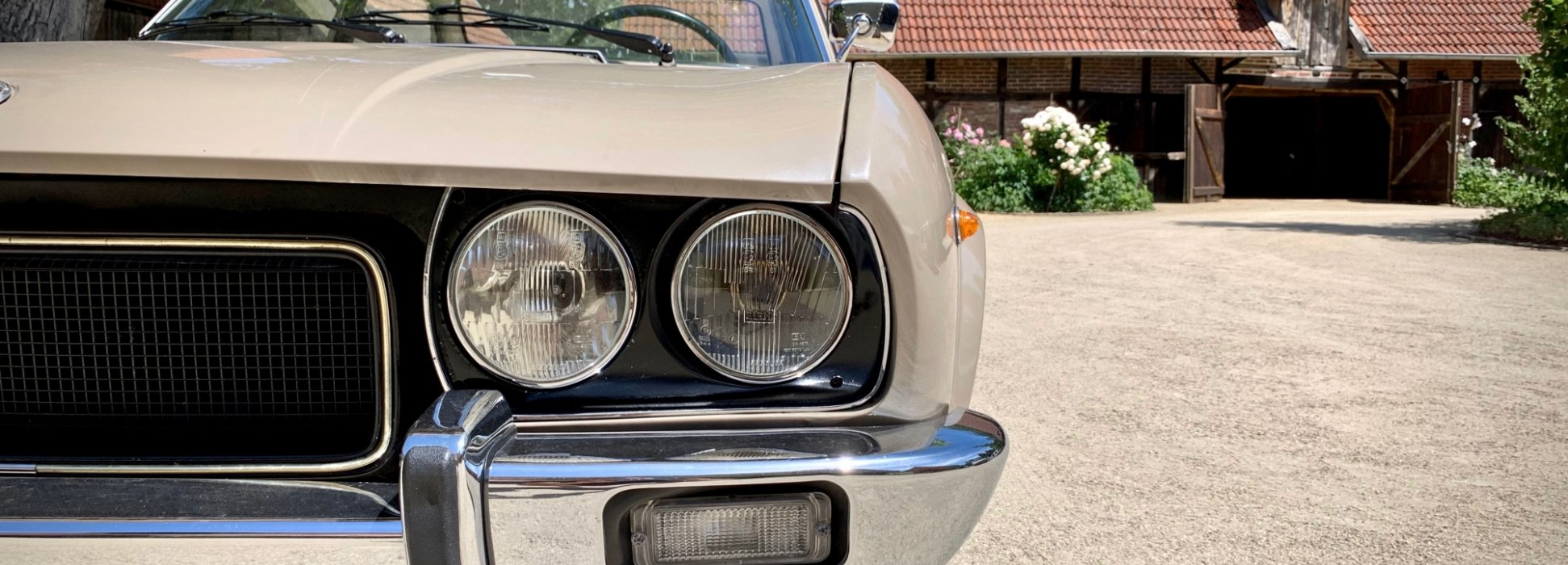 Fiat 124 CC Sport Coupé 2