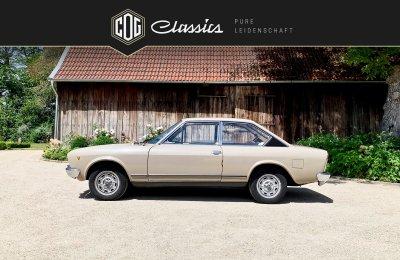 Fiat 124 CC Sport Coupé 1