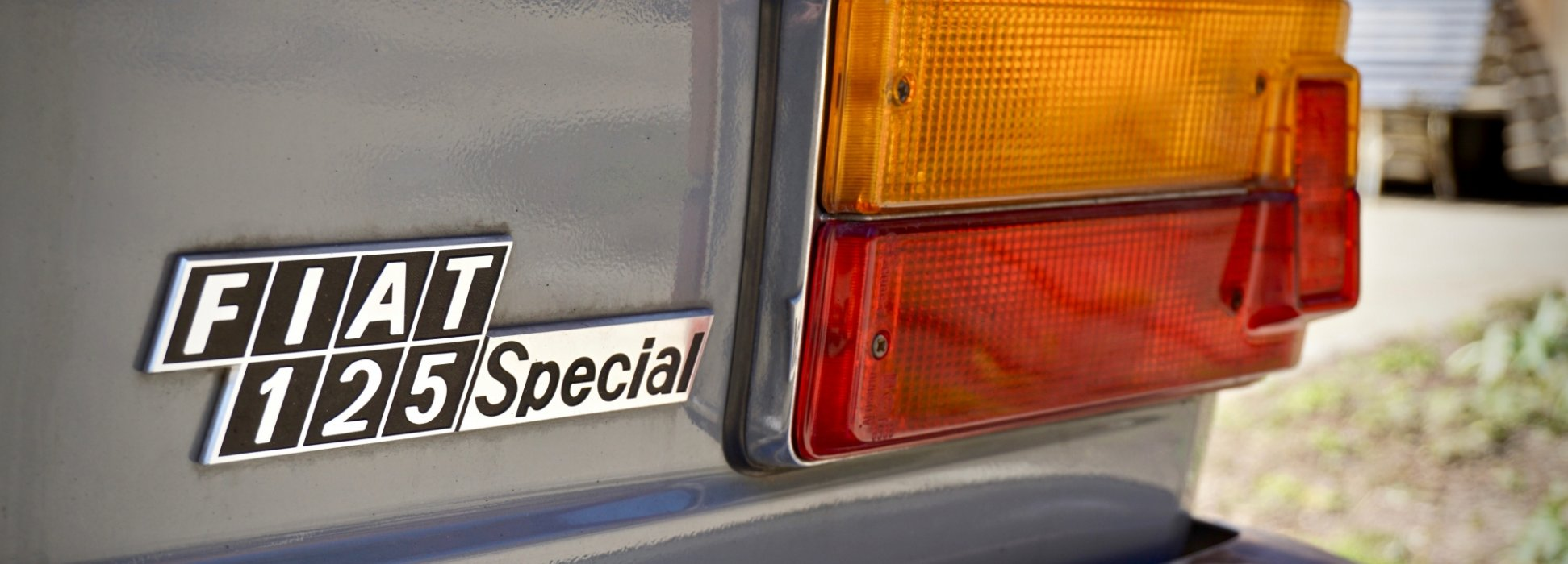 Fiat 125 Special Sportlimousine 1