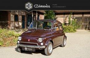 Fiat 500L (Luxus) 17
