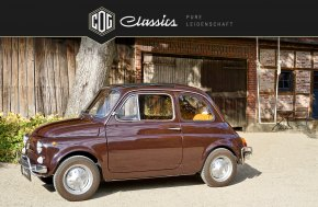 Fiat 500L (Luxus) 18