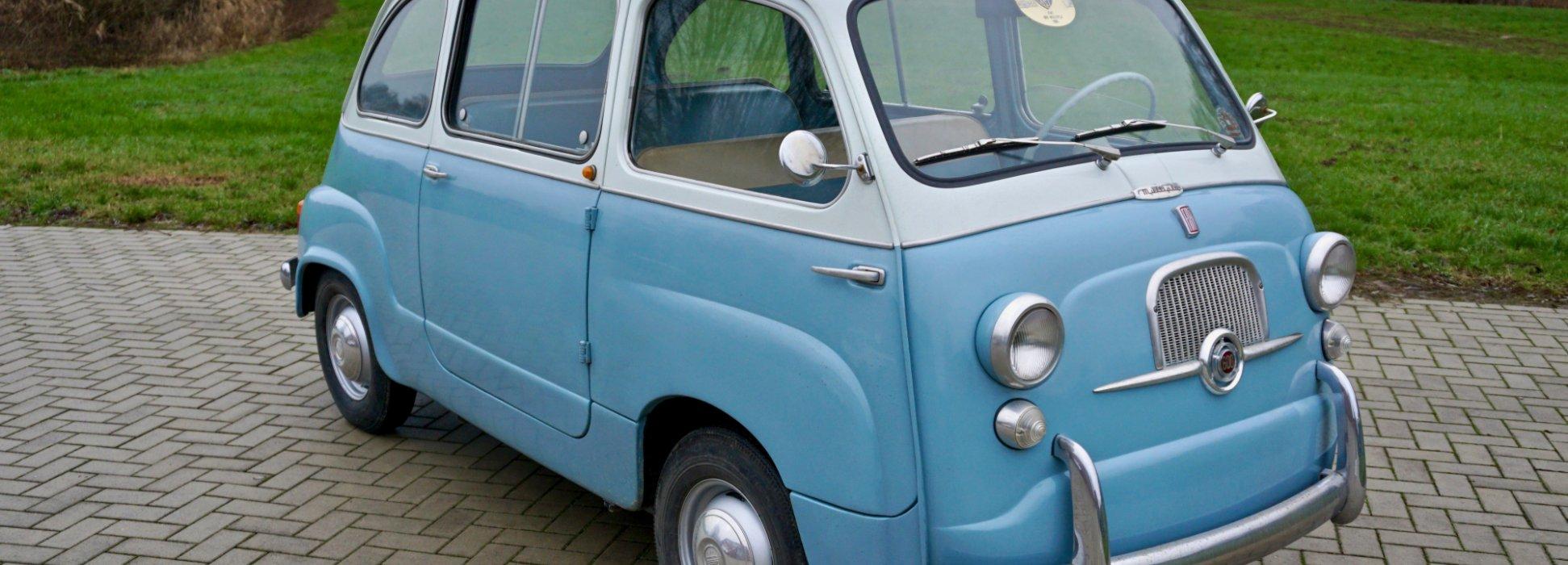 Fiat 600 Multipla Kleinbus 1