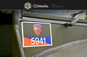Fiat AR59 Campagnola Militär 24