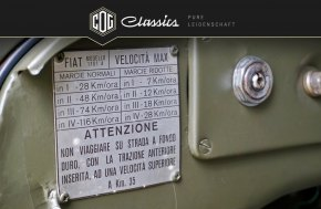 Fiat AR59 Campagnola Militär 31
