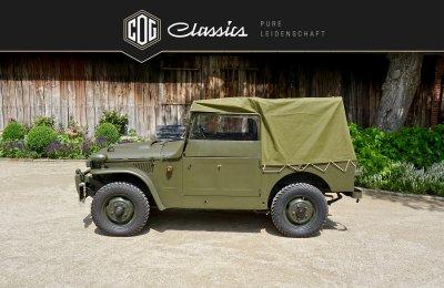 Fiat AR59 Campagnola Militär 1