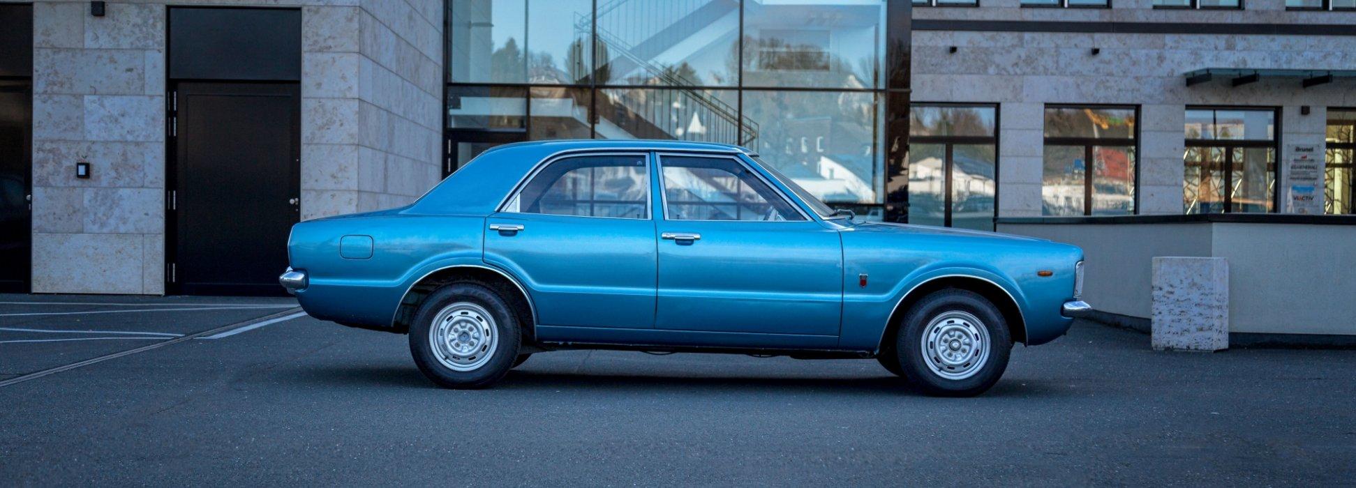 Ford Taunus XL 1300 1