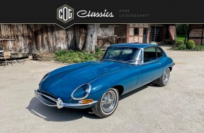 Jaguar E-Type Serie1 3