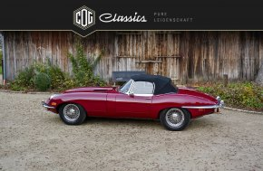 Jaguar E-Type Roadster 5