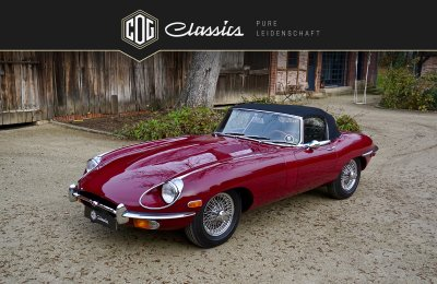 Jaguar E-Type Roadster 1