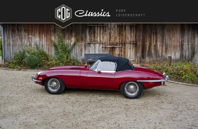 Jaguar E-Type Roadster 2