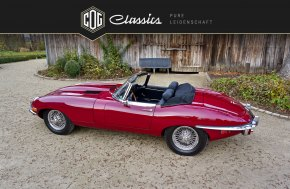 Jaguar E-Type Roadster 7