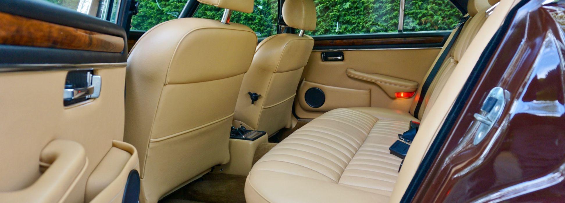 Jaguar XJ Sovereign H.E. 1