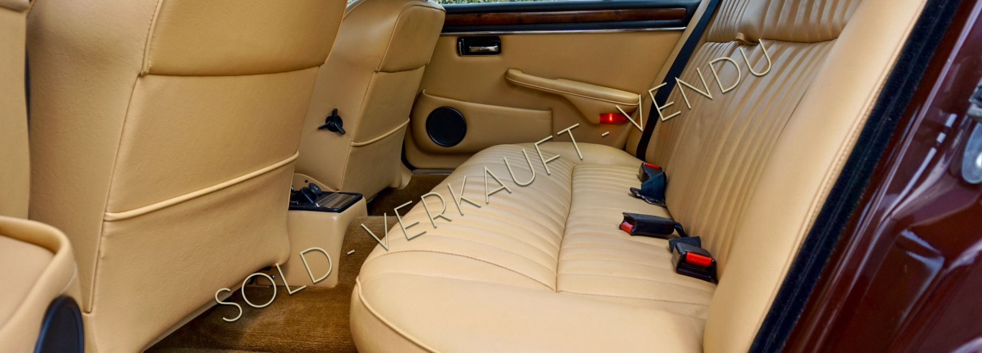 Jaguar XJ Sovereign H.E. 5