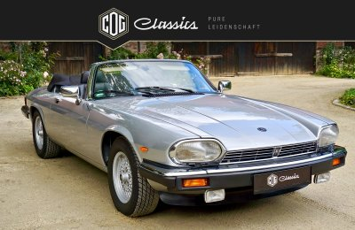 Jaguar XJS V12 Convertible 1