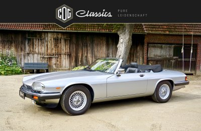 Jaguar XJS V12 Convertible 0