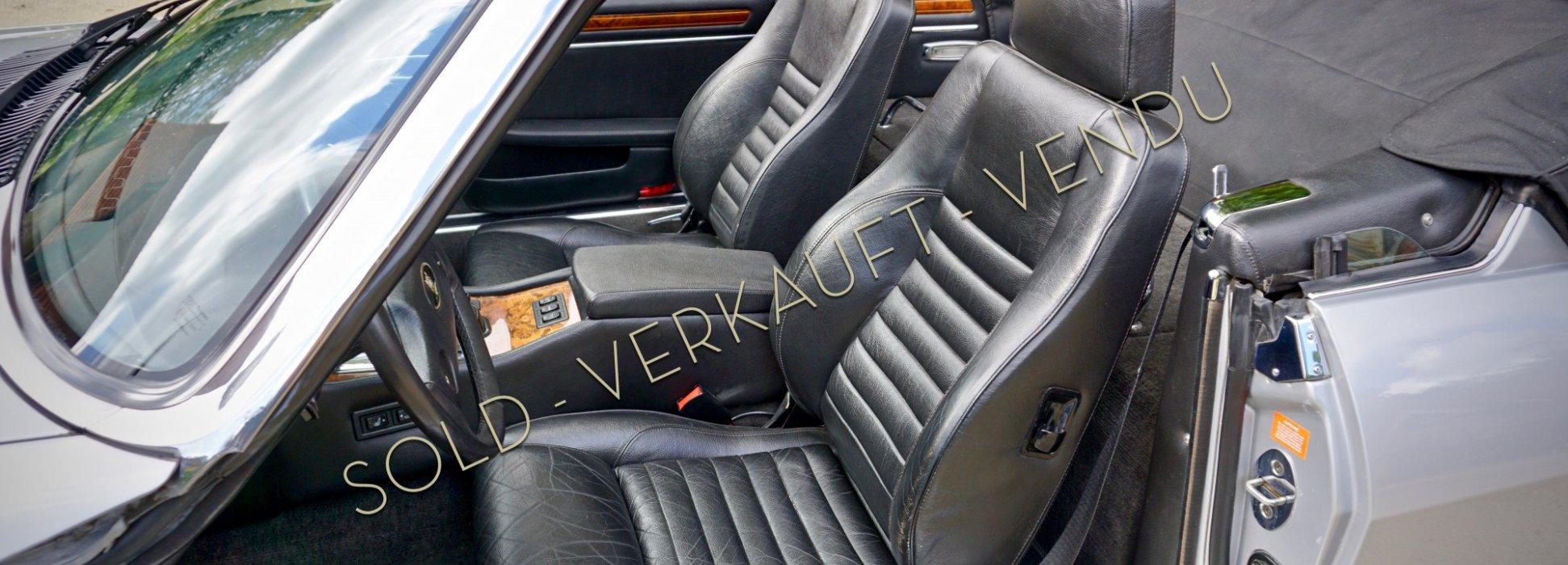 Jaguar XJS V12 Convertible 1
