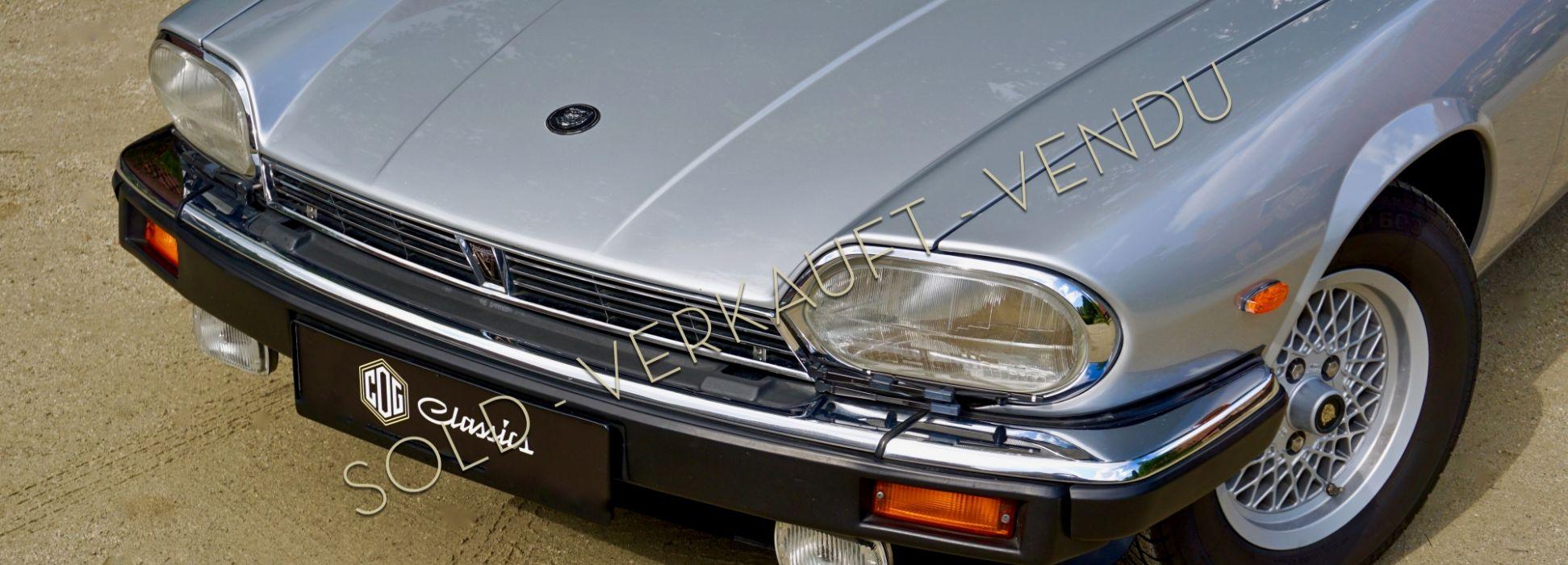 Jaguar XJS V12 Convertible 13