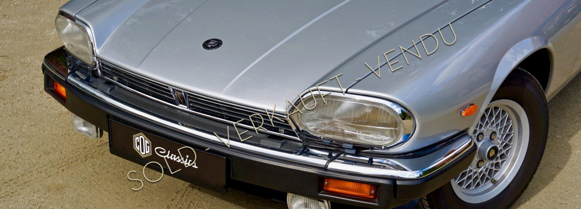 Jaguar XJS V12 Convertible 2