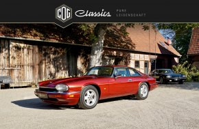 Jaguar XJS 6.0 V12 Coupé 26