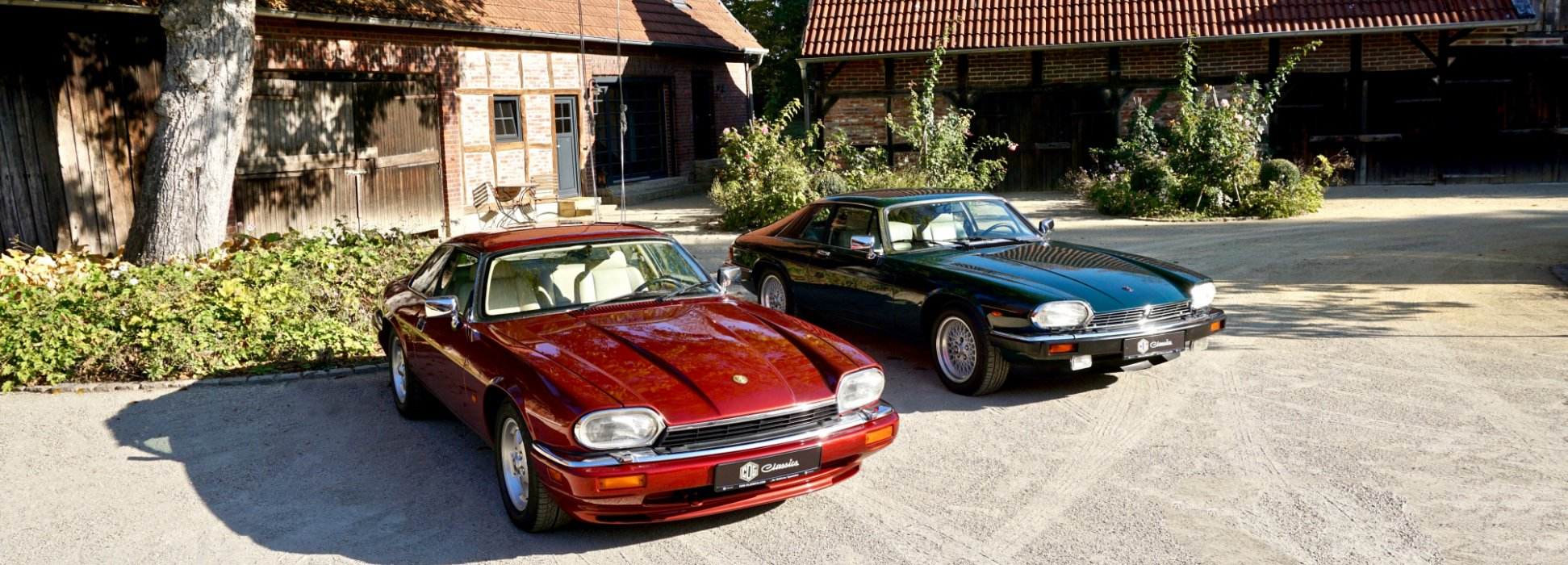 Jaguar XJS 6.0 V12 Coupé 1