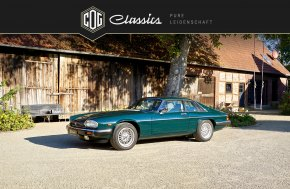 Jaguar XJS V12 5.3 Convertible 3