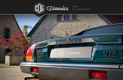 Jaguar XJS V12 5.3 Convertible 3