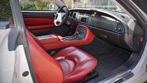 Jaguar XKR Coupé 10