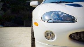 Jaguar XKR Coupé 20