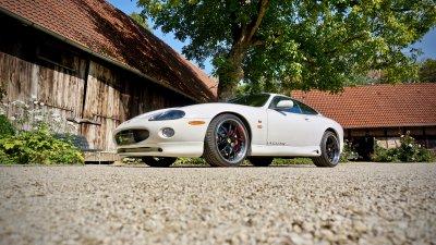 Jaguar XKR Coupé 3