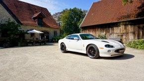Jaguar XKR Coupé 25