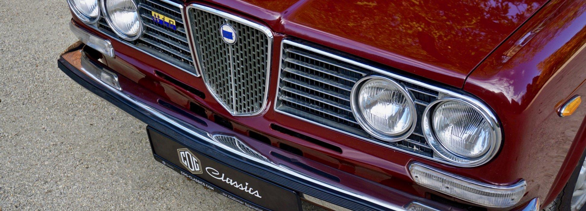 Lancia 2000 I.E. Berlina 1