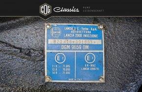 Lancia 2000 I.E. Berlina 36
