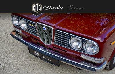 Lancia 2000 I.E. Berlina 0