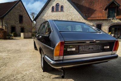 Lancia Beta 1600 Berlina 2