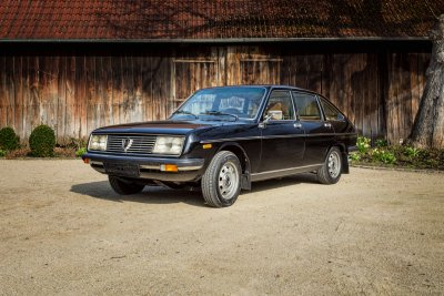 Lancia Beta 1600 Berlina 0
