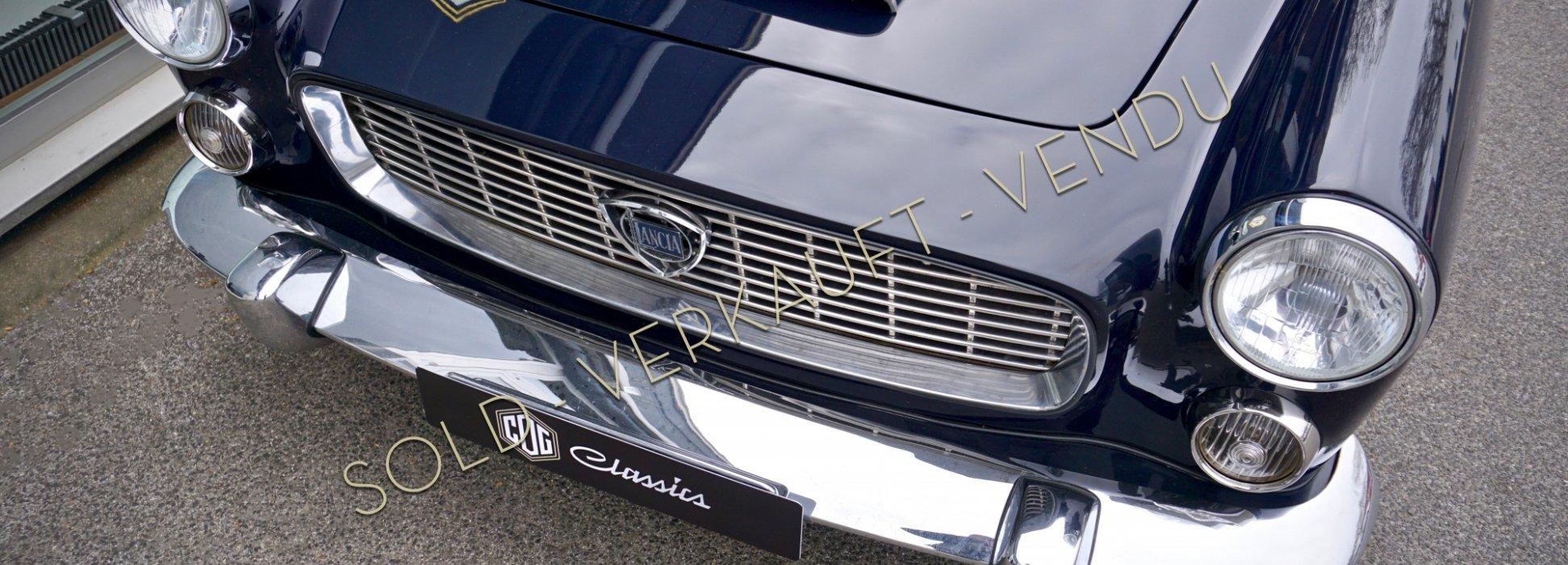 Lancia Flaminia 3B Coupé 1
