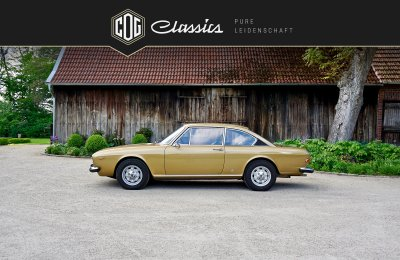 Lancia 2000 PF Coupé 1