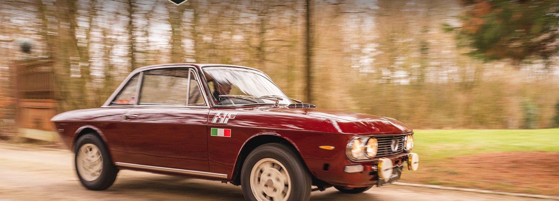 Lancia Fulvia 1.3 S Coupé 2