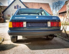 Maserati 422 Limousine 11