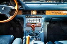 Maserati 422 Limousine 23