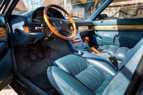 Maserati 422 Limousine 43