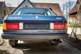 Maserati 422 Limousine 45