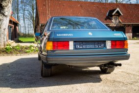 Maserati 422 Limousine 52