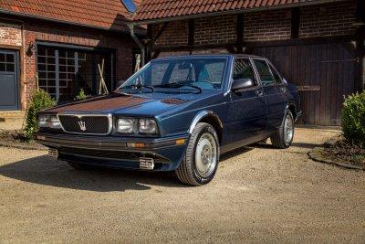 Maserati 422 Limousine 3