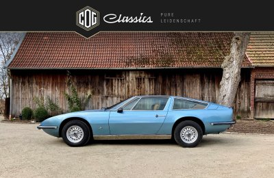 Maserati Indy Coupé 1