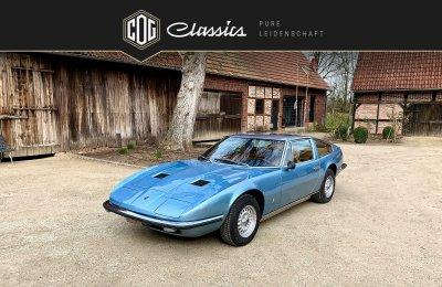 Maserati Indy Coupé 0