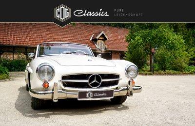 Mercedes-Benz 190 SL 3