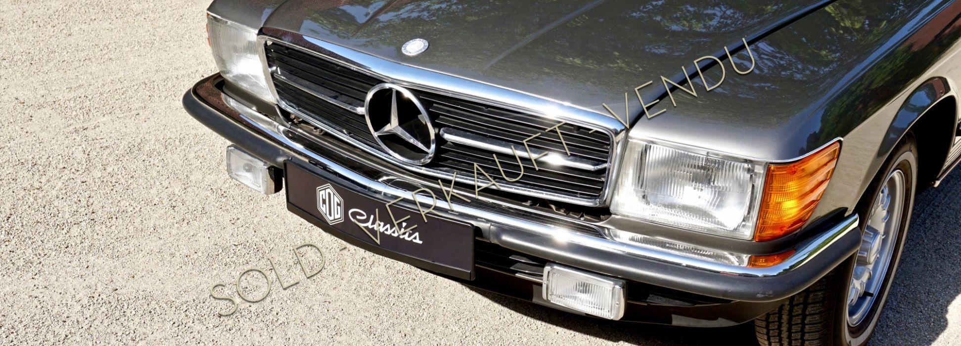 Mercedes-Benz SL 380 R107 3